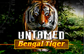 Онлайн автомат Untamed Bengal Tiger